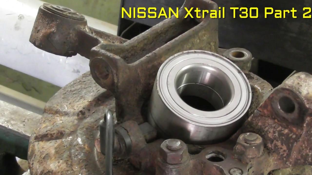 FOR NISSAN X-TRAIL T30 2.0 2.2 2.5 REAR AXLE WHEEL HUB BEARING KIT XTRAIL NEW