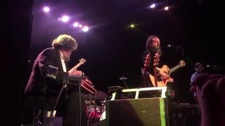 Iron & Wine and Ben Bridwell Live @ Union Transfer - Bulletproof Soul