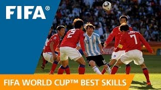 FIFA WORLD CUP BEST SKILLS (OFFICIAL HD)