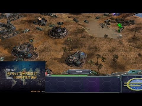 Generals Revolutions Project - European Union Naval Battle