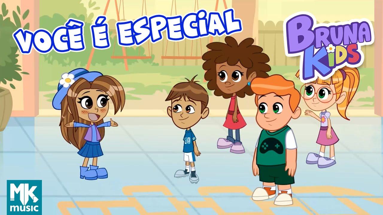 Bruna Kids - ❤️ Você é Especial | Episódio 8 | Bruna Karla