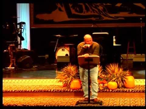 Kris Haynes Testimony at Grace Chapel of Praise pt 4