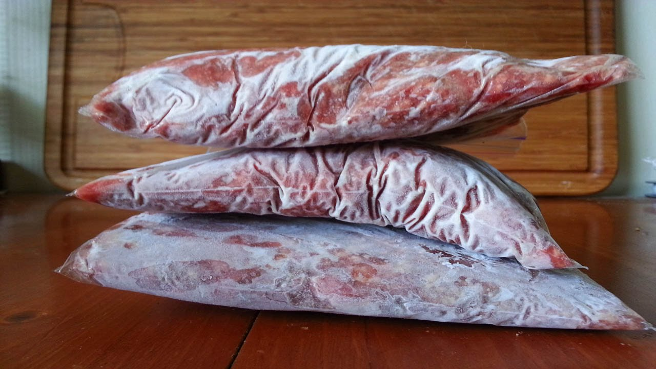 How To Prevent Freezer Burn And Preportion Your Meat