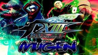 Descargar e instalar KOFXIII ORIGINAL MUGEN full game | The King of Fighters XIII | LeoRMX97