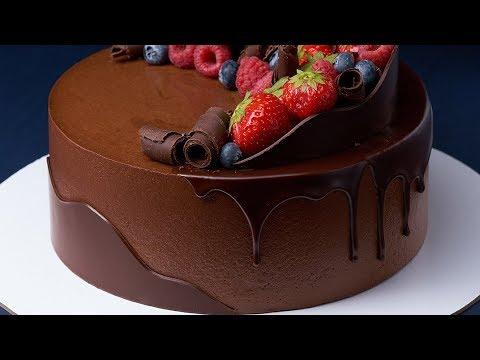 Вопрос: Как сделать шоколадные завитки?