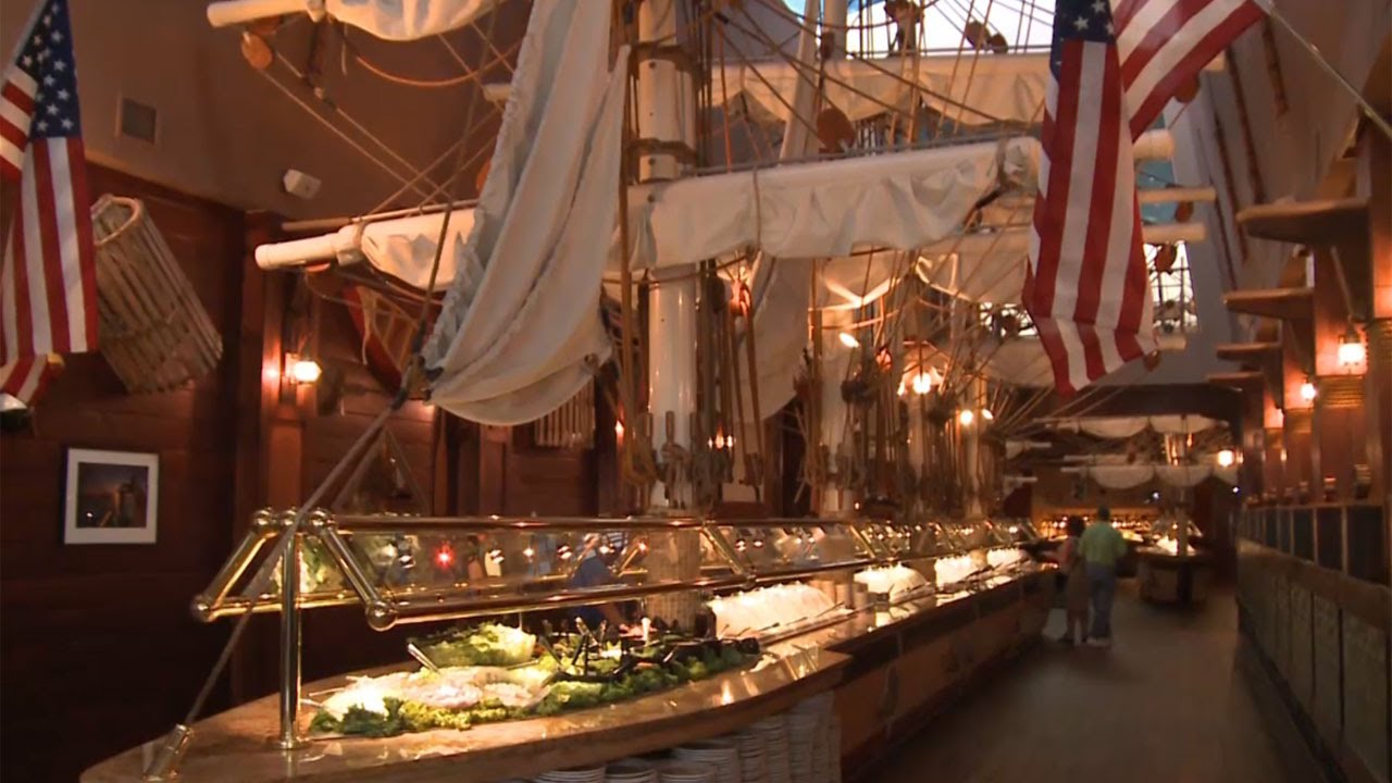 Captain George S Seafood Restaurant Myrtle Beach Sc