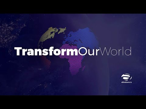 Pastor Ed Silvoso - Transforming Our World - All Nations Church Dublin