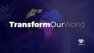 Pastor Ed Silvoso - Transforming Our World - All Nations Church Dublin
