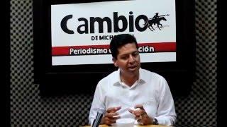 LA ENTREVISTA: PRD en vías de consolidarse en Michoacán