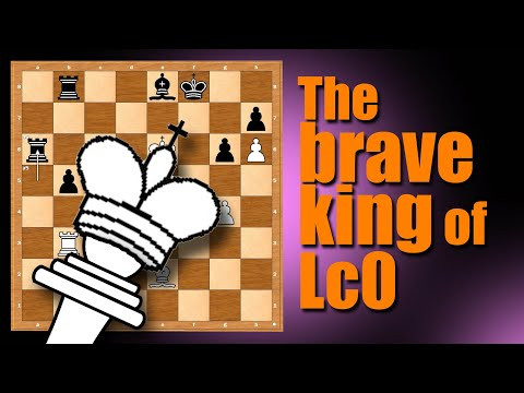 Leela Chess Zero vs.Stockfish The brave king of Lc0 enters the heat of battle