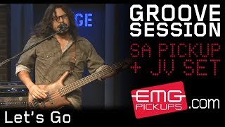 GrooveSession play