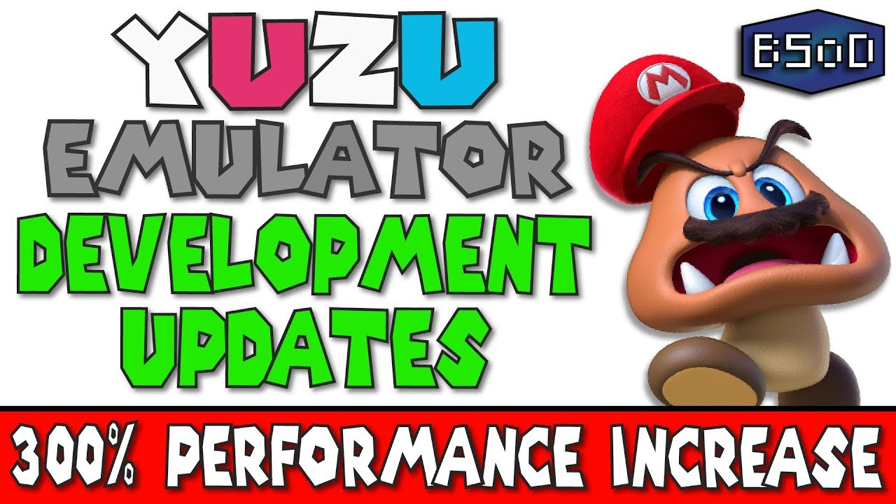 yuzu switch emulator compatibility list