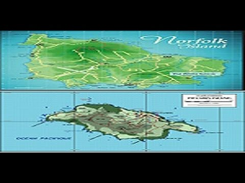 COWARDS @ Pitcairn Island Say Child Rapes Genetic, So Why Dont Norfolk Island Their Homeland Rape?