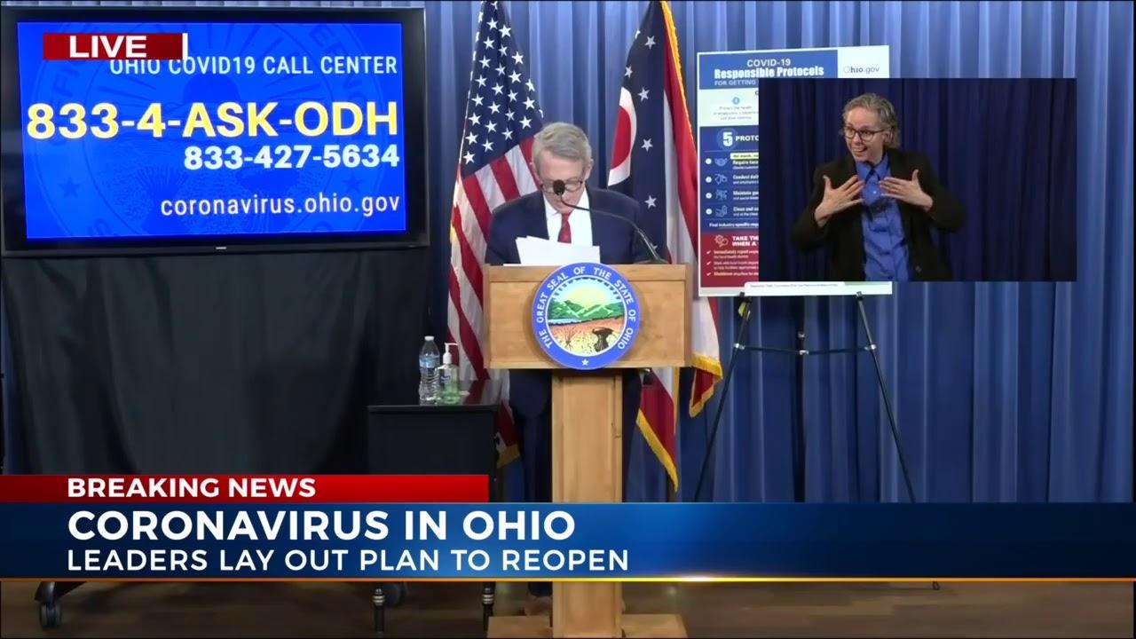 Coronavirus in Ohio Monday update: 16325 cases, 753 deaths ...