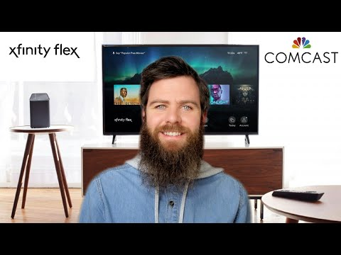 Comcast Xfinity Flex Streaming TV Box: Unboxing, Hands On And Review