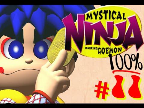 Let's Play Mystical Ninja Starring Goemon: Episode 11: We Got Mermaids