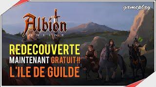 Albion Online | Le tour de notre île de guilde - MMORPG GRATUIT
