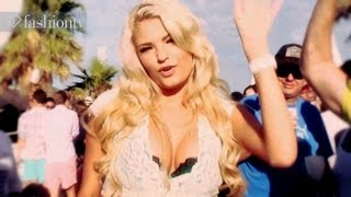 St. Tropez 2012 Parties ft Ciara, VIctoria Silvstedt - hosted by Hofit Golan | FashionTV