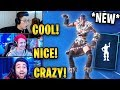 Streamers React To NEW Flux Emote RARE Fortnite Highlights Funny Moments mp3