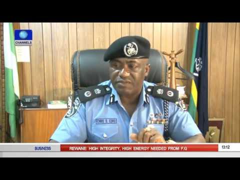 Edo Police Arrest Five Kidnappers For Killing An Associate Professor 03/10/15