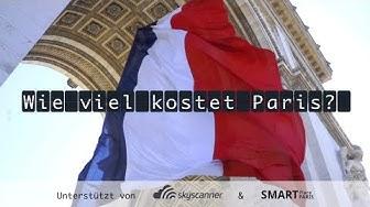 Wie viel kostet Paris? Tipps & Sehenswürdigkeiten in Paris im Kostencheck (Reisevideo Deutsch)