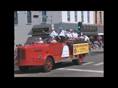 Waupaca 4th of July Parade 2017