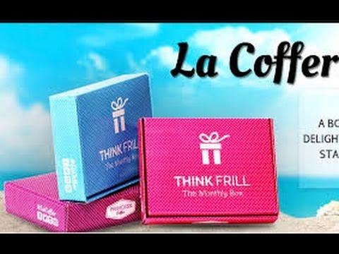 LA Coffer Duchess Box November 2016 UNBOXING | FLAT 50% off