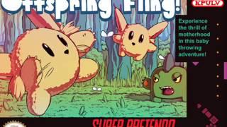 Offspring Fling OST - Mellow Magnificent
