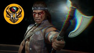 Taking Nightwolf into Kombat League – Mortal Kombat 11