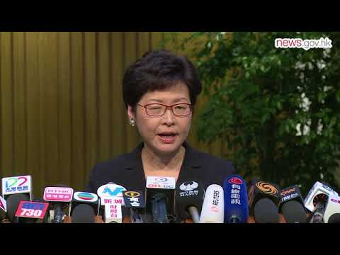 No meddling in HK courts: CE (21.8.2017)