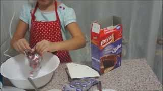 pastel de chocolate facil pastel de chocolate para niños