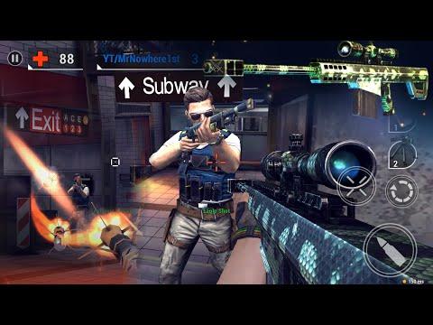 UNKILLED - Sam | Barrett M82 A2 | Subway Multiplayer Map