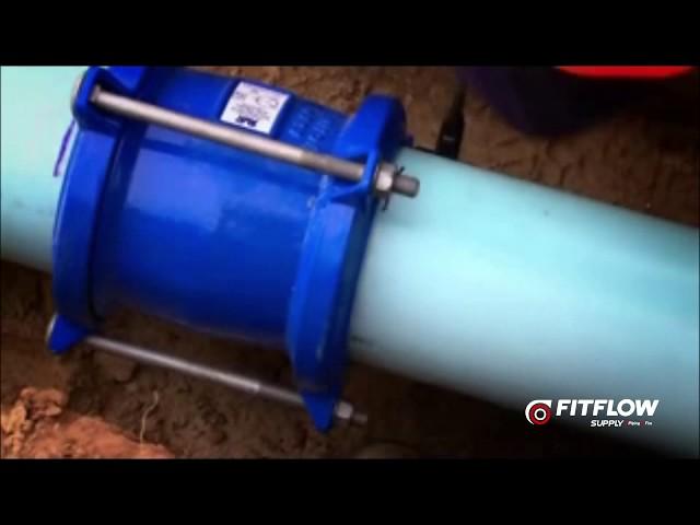 PVC C900- FITFLOW