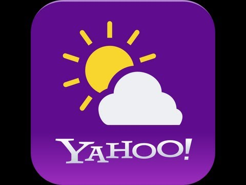 Yahoo Weather App Demo - Simple Yet Elegant