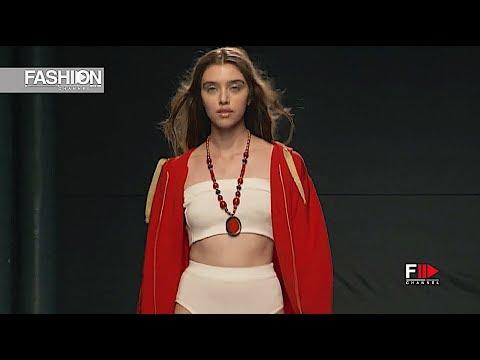 CONCRETO Portugal Fashion Spring Summer 2019 - Fashion Channel