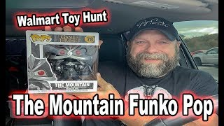 Walmart Toy Hunt | The Mountain Funko Pop