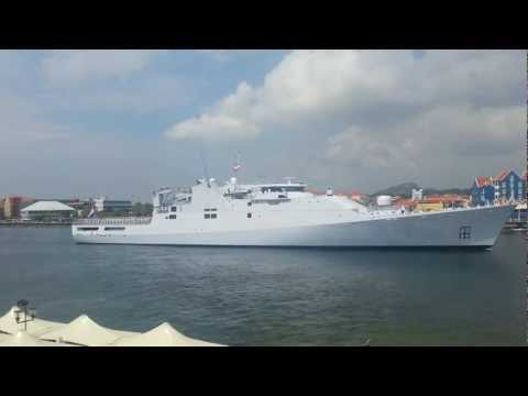 Dutch Navy in Curacao