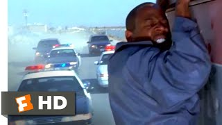 Blue Streak (1999) - Police Chase to Mexico Scene (8/10)   Movieclips