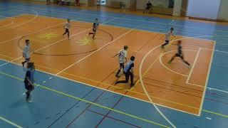SK Líšeň 2006 vs MFK Vyškov 2006 (16.12. 2017)