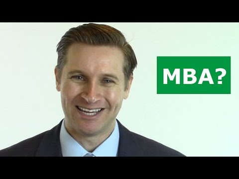 Should you get an MBA? (MBA value proposition)