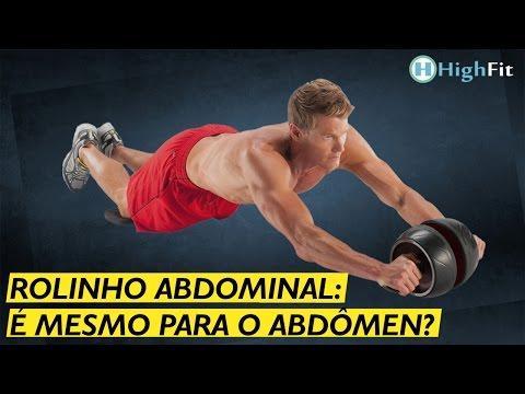 Abs com Rolo / Rolinho Abdominal é mesmo para o abdômen?