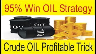 95% Win Crude Oil Special Secret and Profitable Forex Trading Strategy in Urdu & Hindi by TaniForex