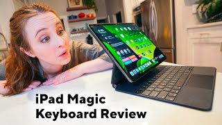 "Magic Keyboard Review (12.9"" iPad Pro) 