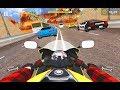Moto Traffic Rider 3D Highway - Gameplay