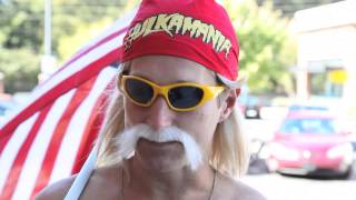 J.P. Michalik, aka Hulk Hogan, Atlanta City Council candidate for District 5