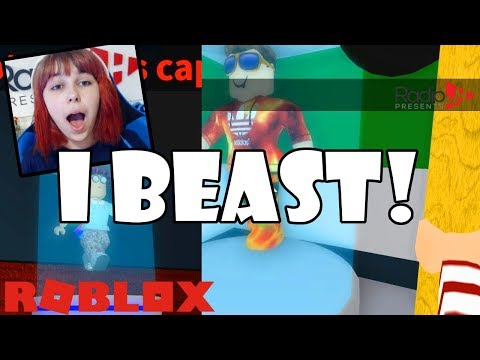 I BEAST in Roblox Flee The Facility | RadioJH Games