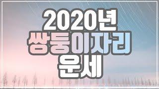 [[별자리운세]] 2020년 쌍둥이자리 운세 5월21일 ~ 6월21일생 l 신년운세