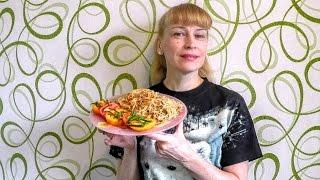 Жареная картошка по китайски - быстрая и вкусная закуска