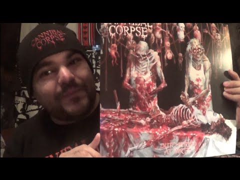 Arsenal Inventory: Cannibal Corpse- The First Five Albums!