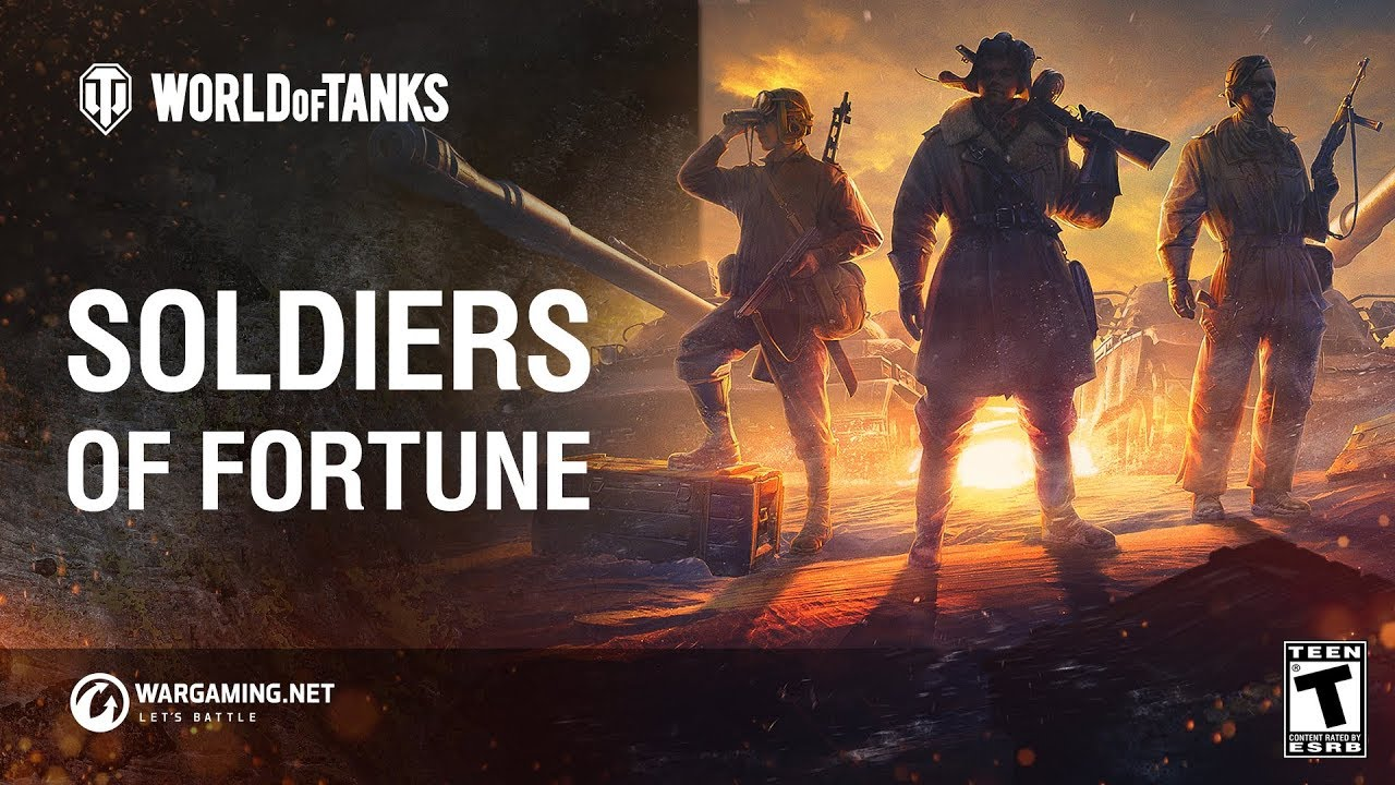 Soldiers Of Fortune On The Global Map Youtube